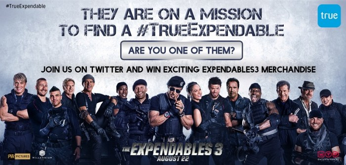 true-expendable