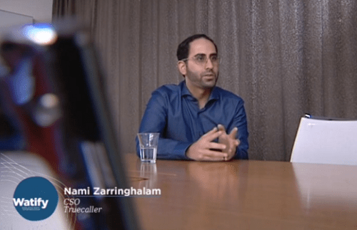 Co-Founder Nami Zarringhalam Digs Into Entrepreneurship