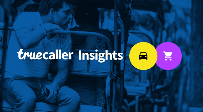 Truecaller Insights 2016 Q4 Report: Call Volume for the E-Commerce & Cab Hailing Industry in India