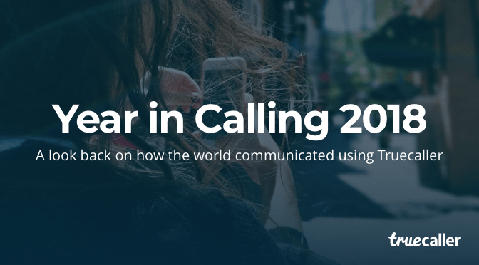 Year in Calling 2018