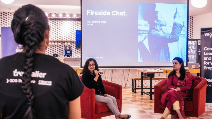 Dr. Krishna Paul, Fireside Chat
