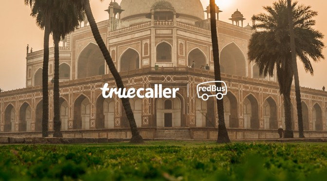 Now Offering redBus Ticketing in Truecaller!