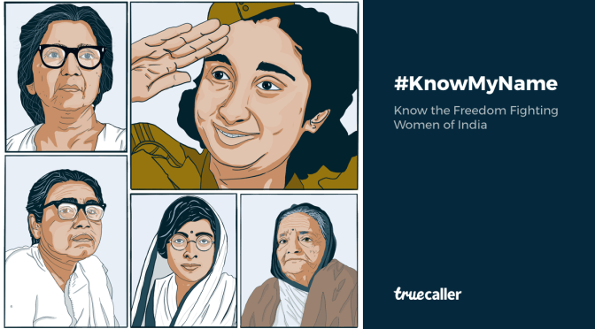 6 Women Freedom Fighters of India You Should Know
