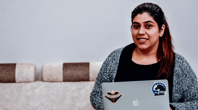 Behind The Code with Smriti and the Hottest Indian Startups