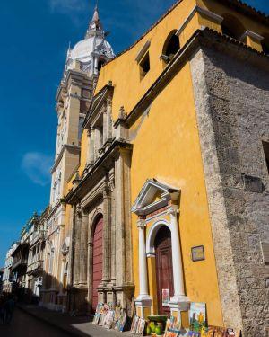 Catedral Santa Catalina Cartagena