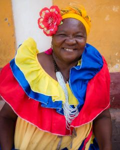 Colors Colombia Cartagena