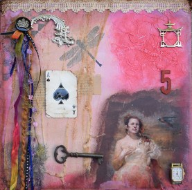 A Day of Mixed Media