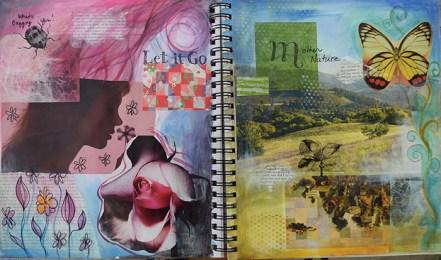 Visual Art Journaling