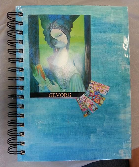 Visual Journaling Cover