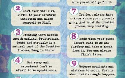 10 Mixed Media Principles