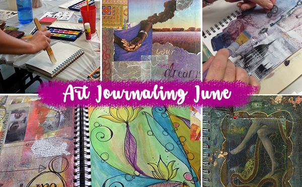 Art Journaling June