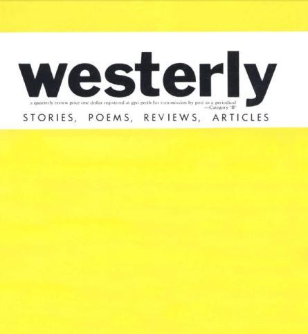 Westerly Magazine