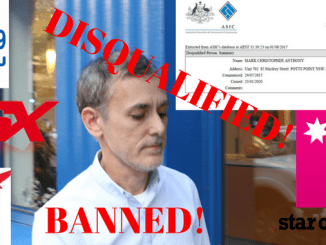 """DISQUALIFIED""! SameSame & SX Magazine owner Mark Anthony banned by ASIC as queer media implodes with crimes & cover-ups"