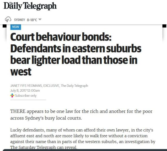Daily Telegraph Rails Against Section 10 Orders