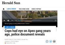 HeraldSun Headline