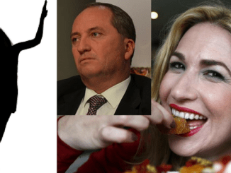 """""""THE BONKING BEETROOT"""": Deputy PM and """"homewrecker"""" Barnaby Joyce rumoured to have traded sex for favours with powerful Canberra lobbyist"""