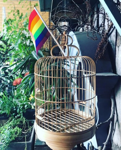 Art Installation at KaDo Warehouse celebrating marriage equality.jpg