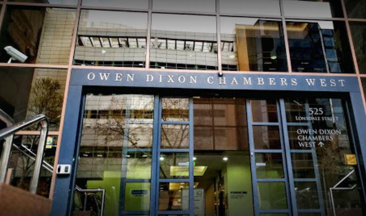 Owen Dixon Chambers West building