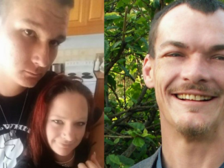 """WHITE POWER GREED! """"Ordinary fella"""" allegedly killed by Nazi girlfriend & her Aryan Nation friends for life insurance"""