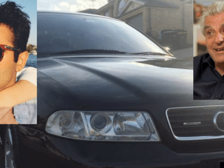 PROPERTY TYCOON SON SEES RED AND HITS & RUNS! James Malouf, son of Sydney real estate agent Bill Malouf, guilty of running over woman but media was all silent