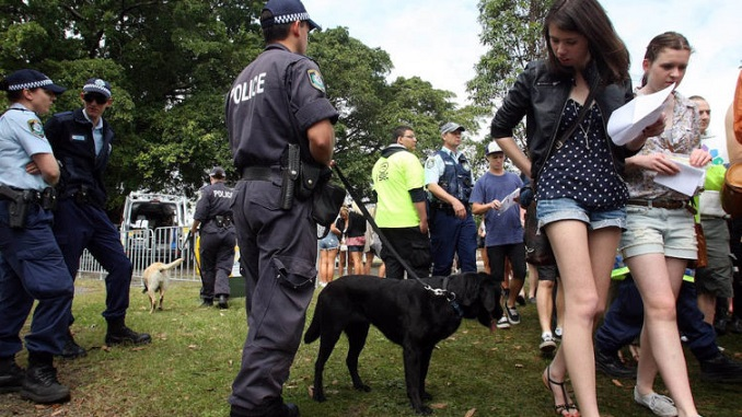 TRUE OPINION: Sniffer dogs need to sniff off