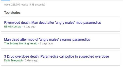 Top Stories on Ambo Attack