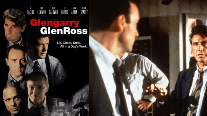 CRIME CULTURE: Glengarry Glen Ross