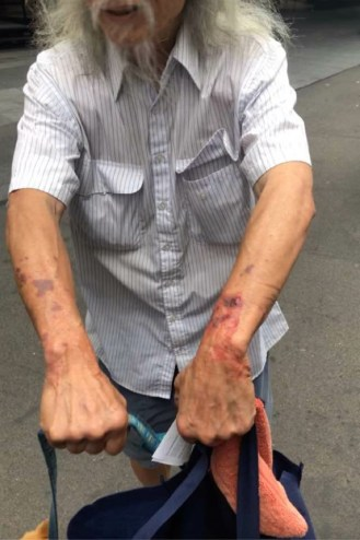 WHEN GOOD SAMARITANS GO WRONG! How two idiots unwittingly led to police brutally manhandling Sydney icon Danny Lim