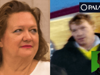 """REFRAIN FROM IMPLYING ... MRS RINEHART HAS HAD ANY ASSOCIATION WITH PALADIN""! Mining heiress Gina Rinehart sends tetchy message to us through company-secretary as Paladin staff in PNG go on strike"