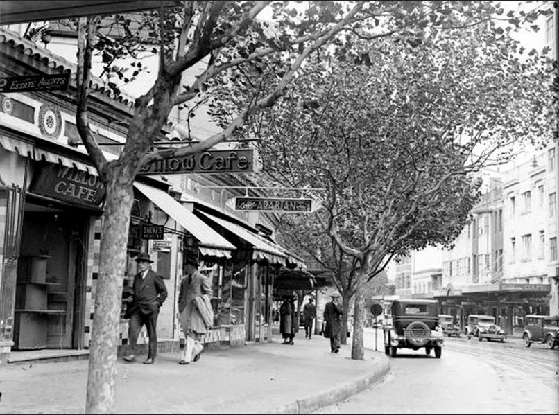 Kings Cross 1920s_Nat Archive
