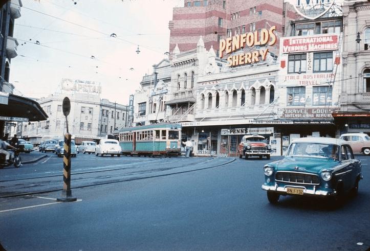 Kings Cross 1950s_1