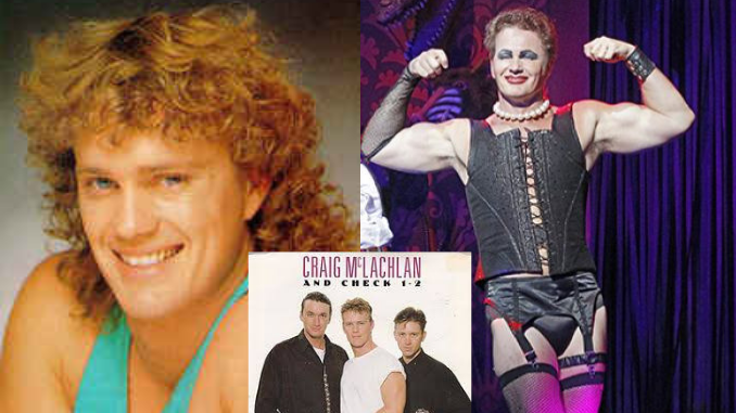 CRIME CULTURE: The life, times & alleged crimes of the cheesy and said-to-be creepy Craig McLachlan