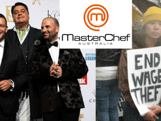 CRIME CULTURE: Why MasterChef is nothing more than the glitzy mask for MasterTheft