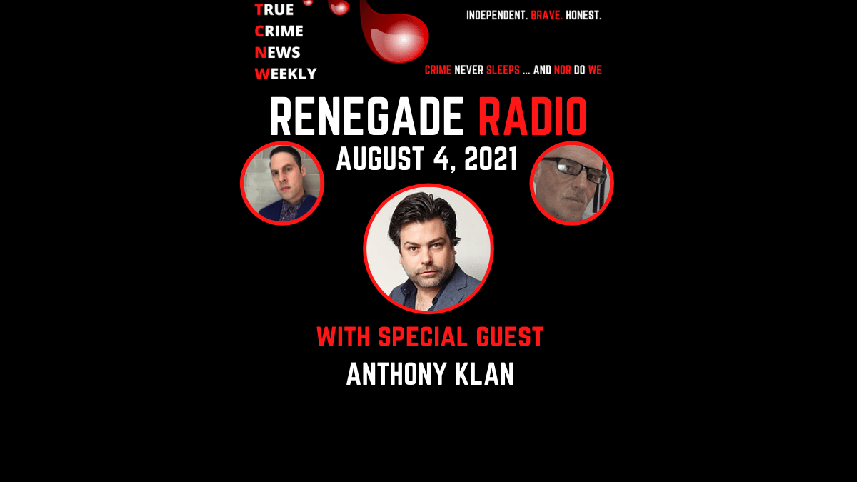 RENEGADE RADIO August 4 2021 Feature Pic B&W