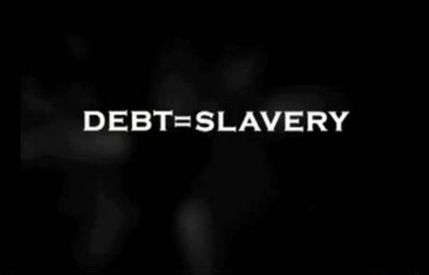 Image result for symbols and meanings within the computer screen (money) equals enslavement