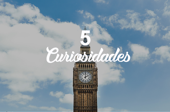 ::: 5 Curiosidades Sobre Londres :::
