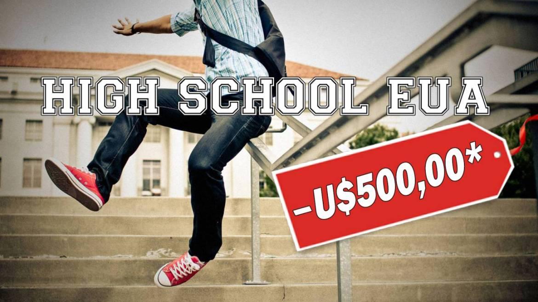 promoção high school