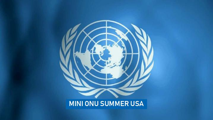 ONU Summer Camp USA 2018