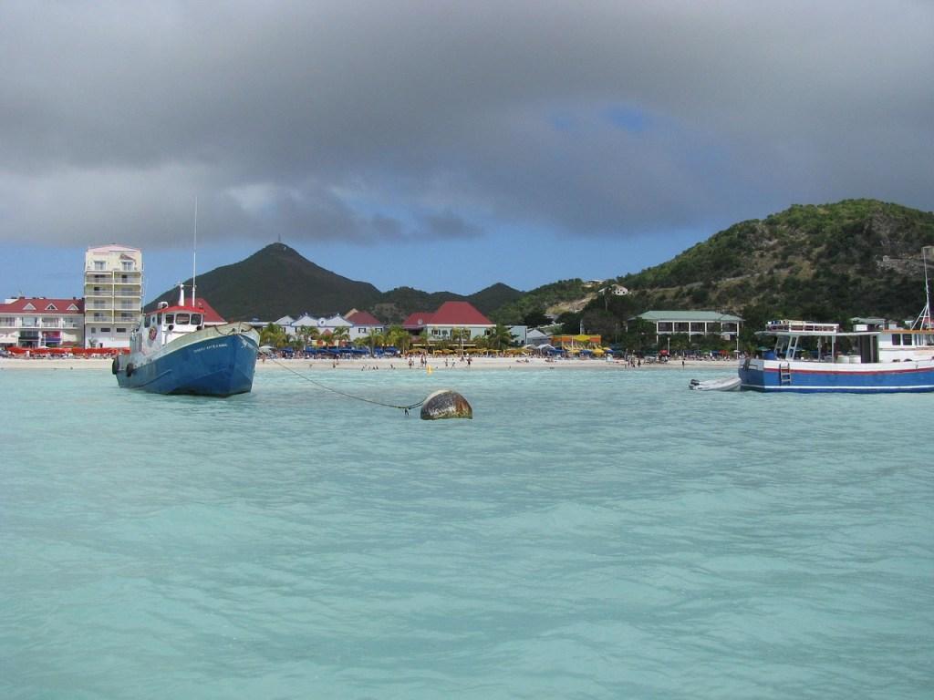 ilha de Sint Maarten/Saint Martin