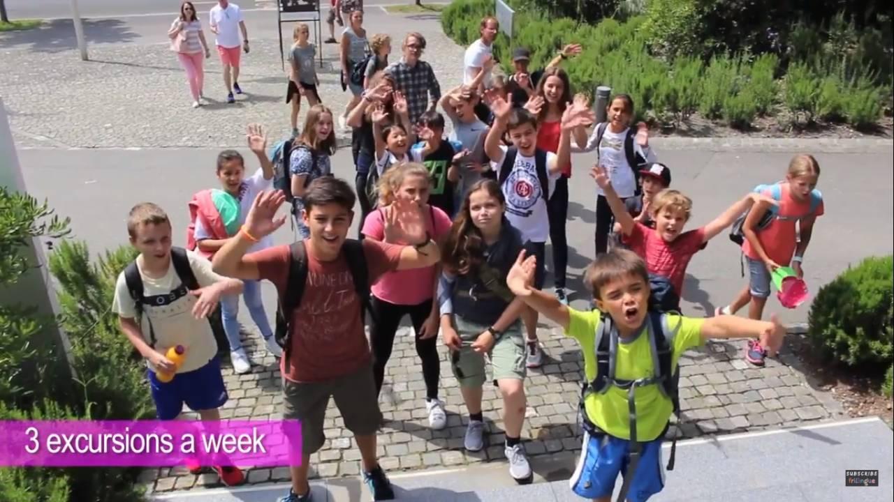 Summer Camp True Experience na Suíça