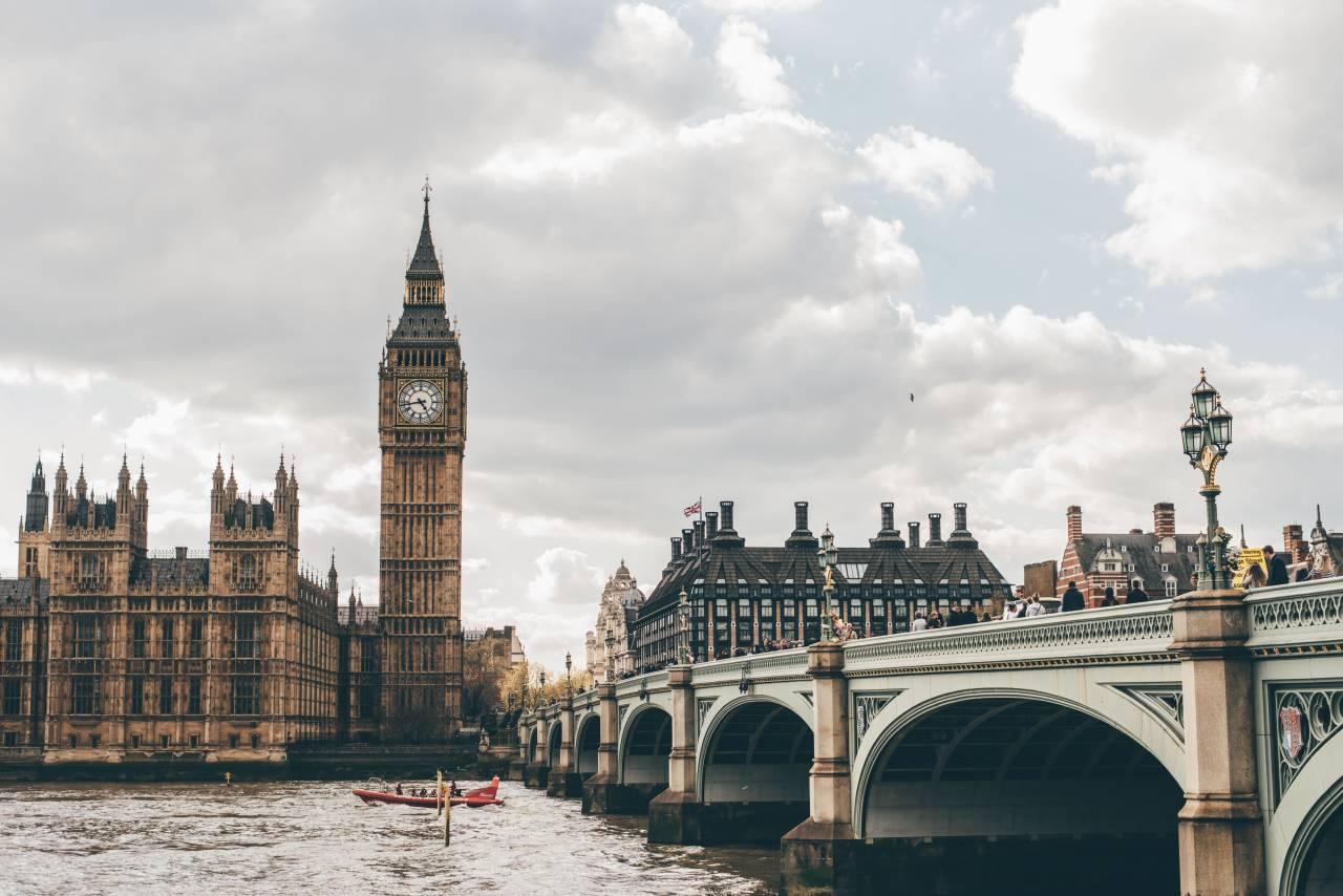 Estude 4 semanas na Inglaterra a partir de £1109 com tudo Incluso!