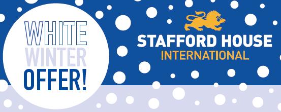 Descontos de até 35% nos cursos da Stafford House International