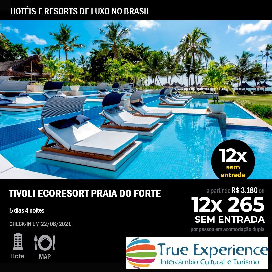 Hotéis e Resorts de Luxo no Brasil