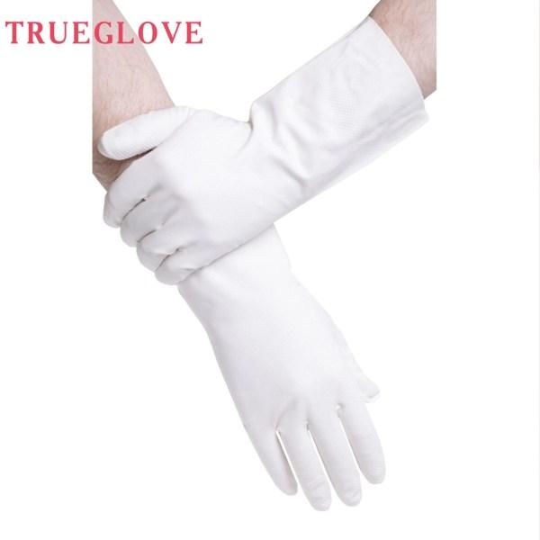 Нитриловые хозяйственные перчатки для дома и кухни