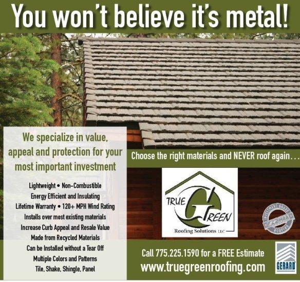 Carson City - You won't believe it's metal!