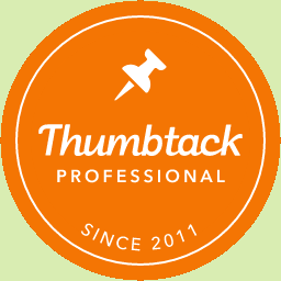 Thumbtack Professional Since 2011