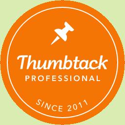 Thumbtack Professional Since 2011