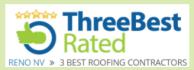 Trhee Besst Rated Roofing Contractor