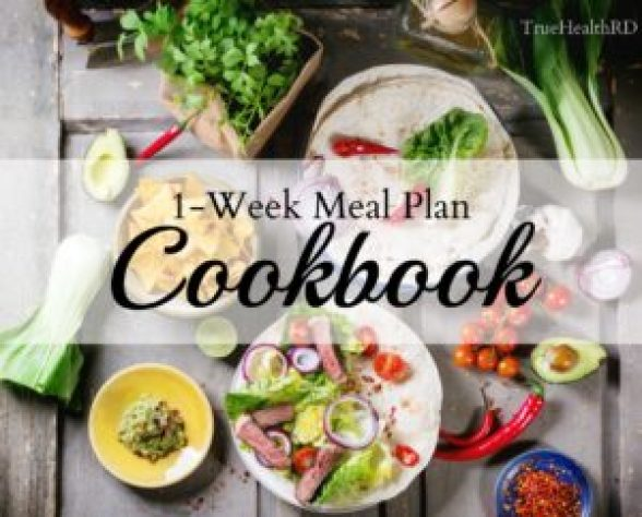 free meal plan healthy weightloss