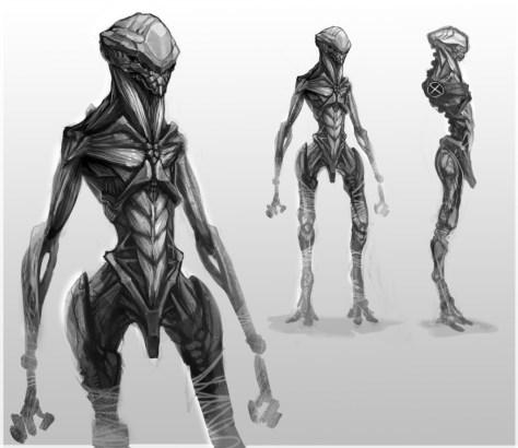 http://caseyparkhurst.blogspot.com/2013/05/insectoid-alien-studies.html